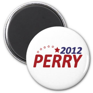 Rick Perry 2012 Star Magnet