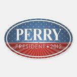 Rick Perry 2012 Sticker