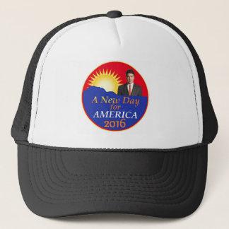 Rick PERRY 2016 Trucker Hat