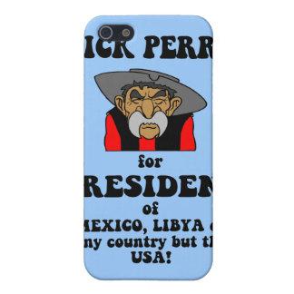 Rick Perry anti iPhone 5 Carcasa