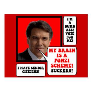 Rick Perry anti Postal