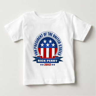 Rick Perry Baby T-Shirt