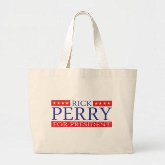Rick Perry - campaña presidencial Bolsa De Mano