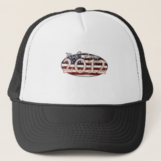 Rick Perry for President 2012 Trucker Hat