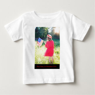 Rick Perry for President 2016 Baby T-Shirt