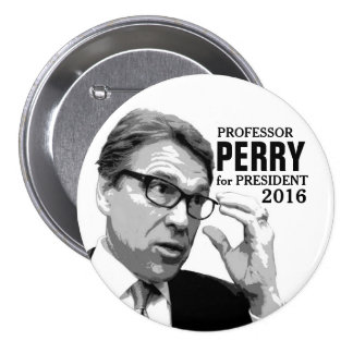 Rick Perry for President 2016 Pinback Button