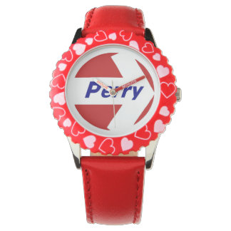 Rick Perry for President 2016 Wristwatches