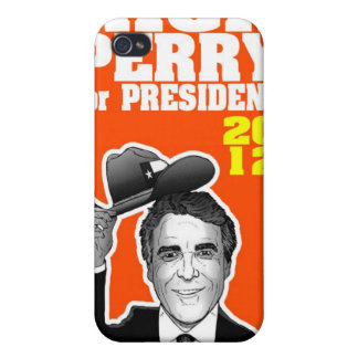 Rick Perry for President iPhone Case