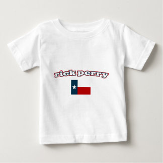 Rick Perry for Texas Baby T-Shirt