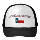 Rick Perry for Texas Trucker Hat