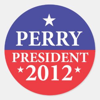 Rick Perry para el presidente 2012 Etiquetas