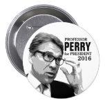 Rick Perry para el presidente 2016 Pin