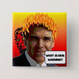 Rick Perry Pinback Button