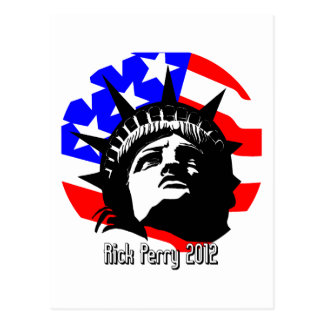 Rick Perry Postcard