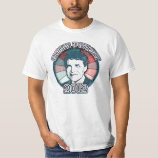 Rick Perry President 2012 (faded) T-Shirt