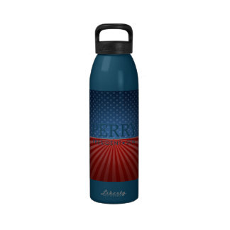 Rick Perry President 2016 Water Bottles