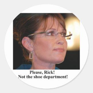 Rick Perry se preocupa a Sarah Palin Etiquetas