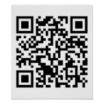 Rick Roll QR Code Rickrolled Posters
