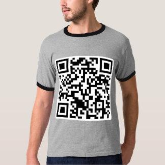 Rick Roll QR code Rickrolled Tshirts