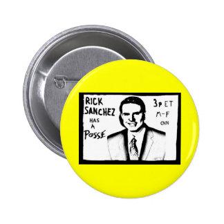 Rick Sánchez tiene una pandilla Pin
