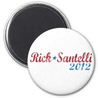 Rick Santelli 2012 Imán Redondo 5 Cm