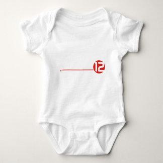 rick santorum 2012 baby bodysuit