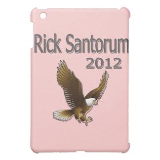 Rick Santorum 2012 black Case For The iPad Mini