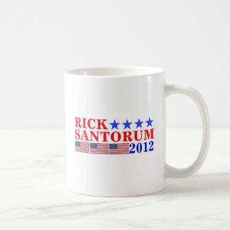 RICK SANTORUM 2012 COFFEE MUG