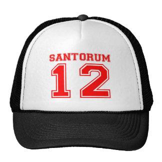 Rick Santorum 2012 Hats
