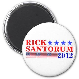 RICK SANTORUM 2012 REFRIGERATOR MAGNETS