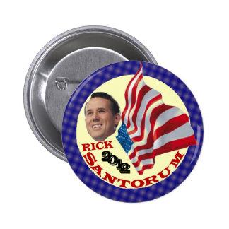 Rick Santorum 2012 Pins