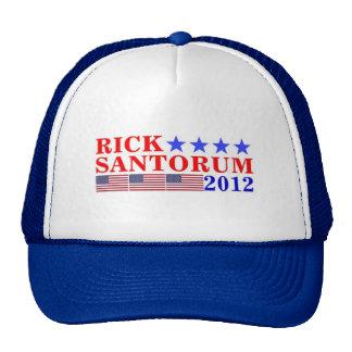 RICK SANTORUM 2012 TRUCKER HAT