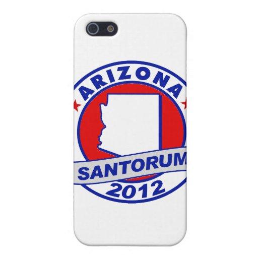 Rick Santorum Arizona iPhone 5 Cárcasa