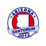 Rick Santorum Arizona Postales