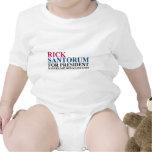 Rick Santorum Baby Bodysuits