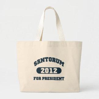 Rick Santorum Bolsa Tela Grande