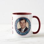 Rick Santorum for President 2012 Mug