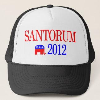 Rick Santorum For President 2012 Trucker Hat