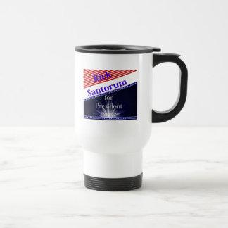 Rick Santorum For President Explosion Mug