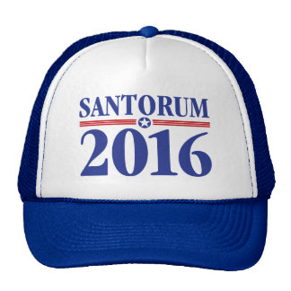 Rick Santorum For President Trucker Hat