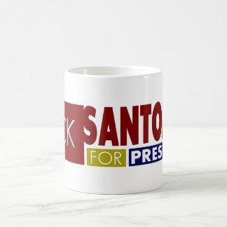 Rick Santorum for President V1 Coffee Mug