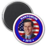 Rick Santorum Fridge Magnet