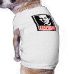 RICK SANTORUM INK BLOCK.png Doggie T Shirt