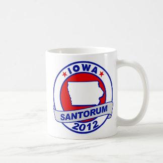 Rick Santorum Iowa Coffee Mug