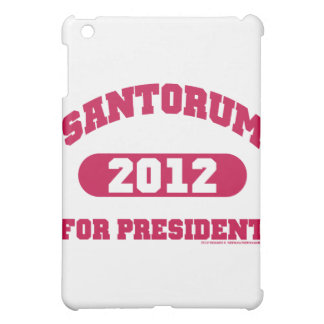 Rick Santorum iPad Mini Cover