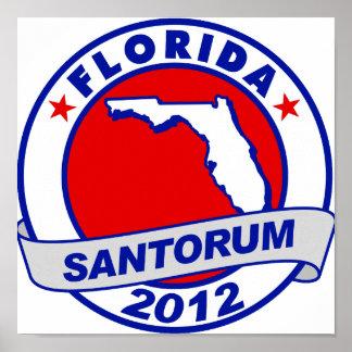 Rick Santorum la Florida Impresiones