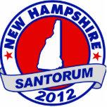 Rick Santorum New Hampshire Acrylic Cut Outs