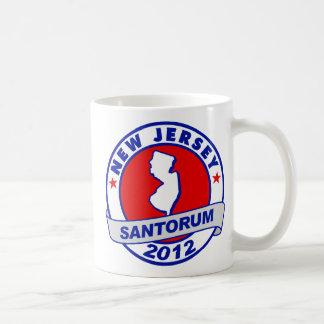 Rick Santorum New Jersey Coffee Mug