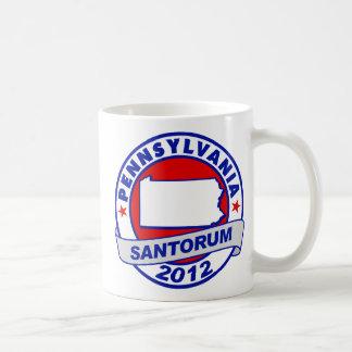 Rick Santorum Pennsylvania Coffee Mug
