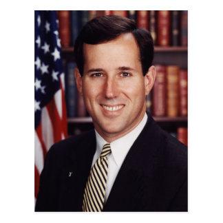 Rick Santorum Postales